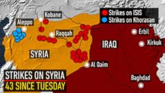VIDEO: This Week 9/28: Have Airstrikes in Syria Been Successful Against ISIS?