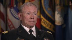 VIDEO: Gen. Martin Dempsey on Stopping Ebolas Exponential Spread