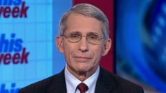 VIDEO: NIHs Dr. Anthony Fauci: Criticism of Ebola Czar Misplaced
