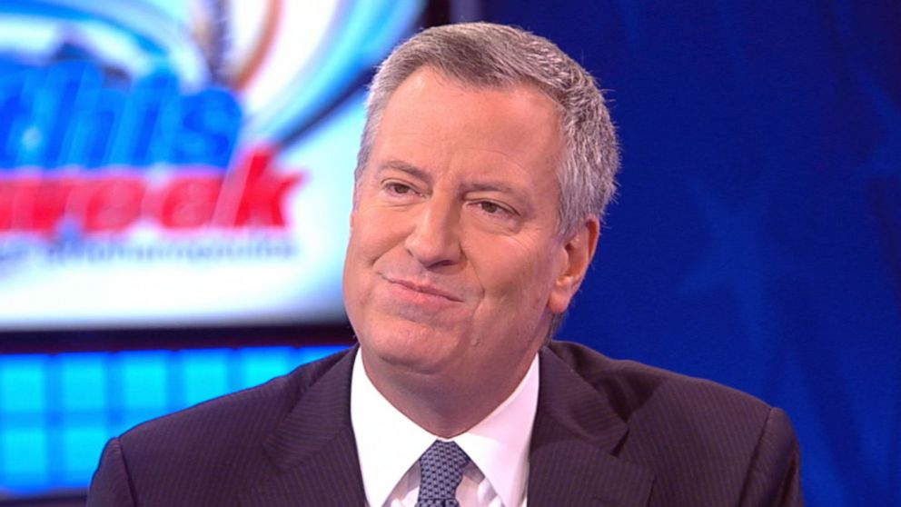 VIDEO: Bill de Blasio Discusses No Indictment in the Eric Garner Death