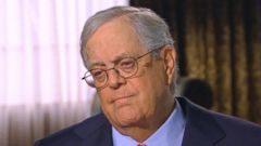 VIDEO: David Koch Feels Very Strongly About Being a Social Liberal
