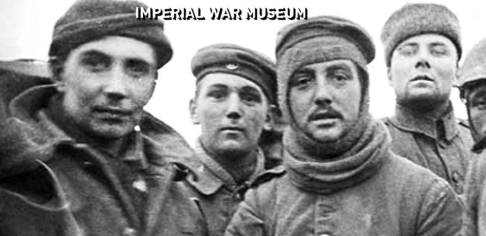 VIDEO: WWI Christmas Truce: How Football United Foes