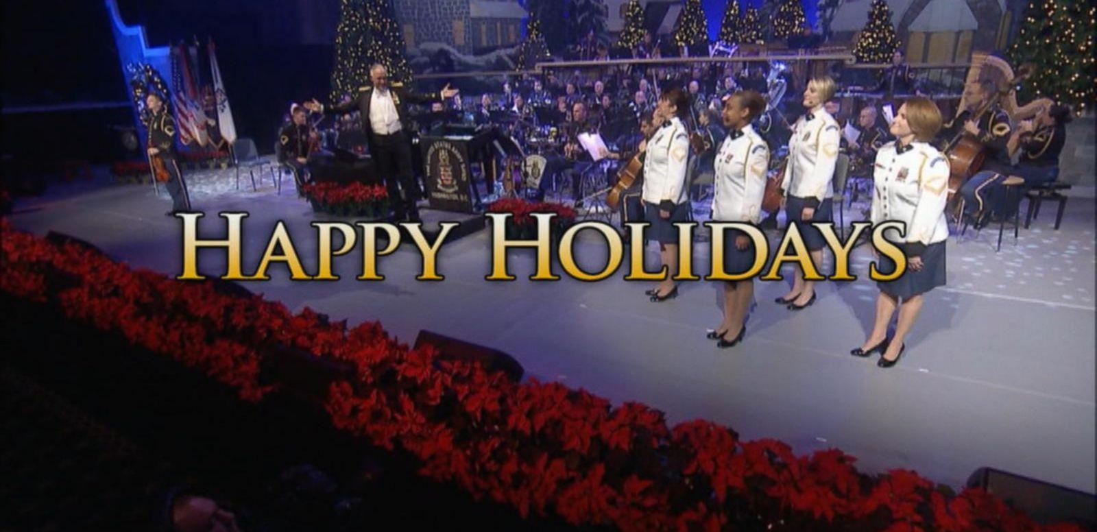 VIDEO: 'This Week' Holiday Greetings 2014