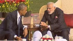 VIDEO: Unprecedented Security for Obama India Trip