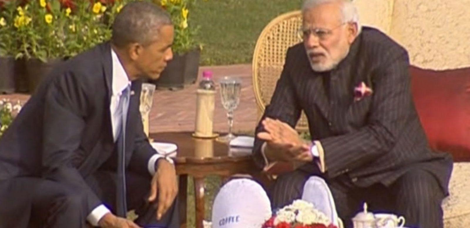 VIDEO: Unprecedented Security for Obama India Trip