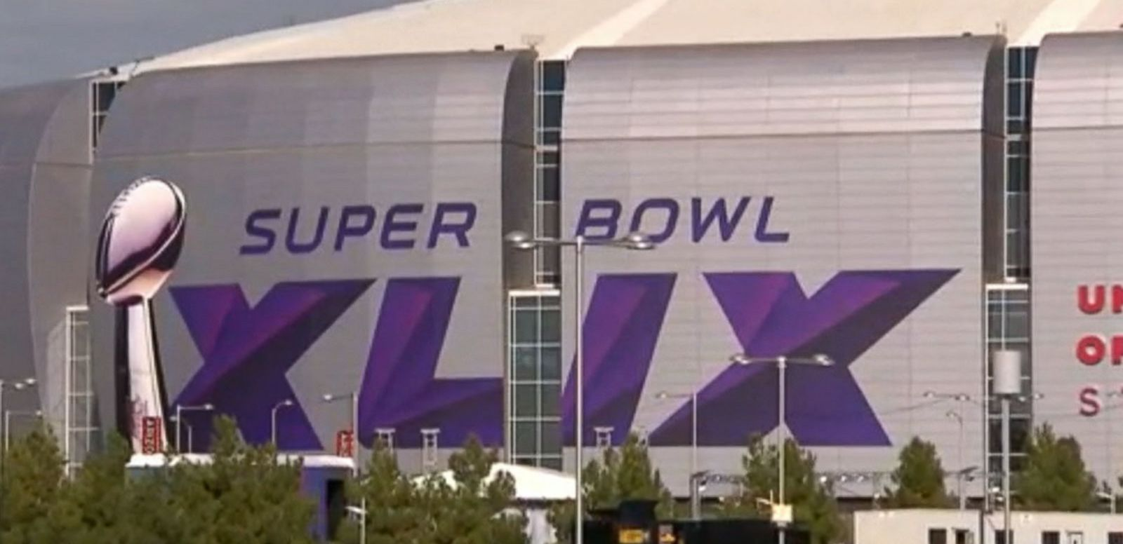 VIDEO: DHS Sec. Jeh Johnson on Super Bowl Security