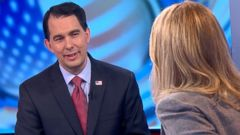 VIDEO: Gov. Scott Walker on the 2016 Presidential Race