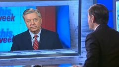 VIDEO: Sen. Lindsey Graham on Potential 2016 Run