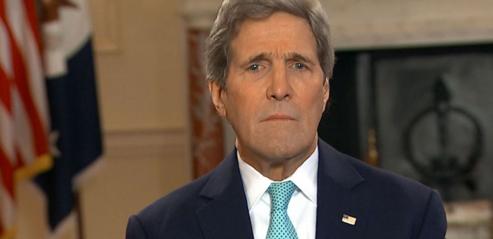 VIDEO: Sec. John Kerry on the Threat From ISIS
