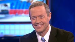 VIDEO: Gov. Martin OMalley on a Potential 2016 Run