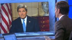 VIDEO: Sec. John Kerry on Iran Nuclear Negotiations