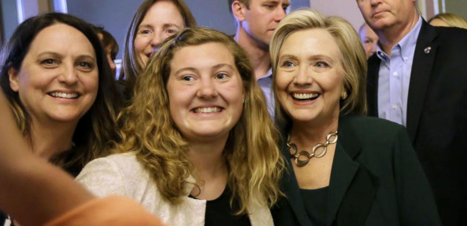 VIDEO: Hillary Clinton Campaign Kicks Off in Iowa