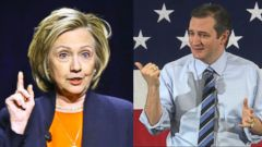 VIDEO: This Week 04/19/15: GOP Candidates Address Hillary Clintons Campaign