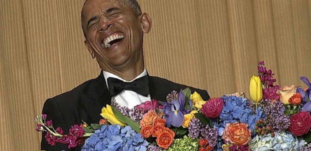 VIDEO: Inside the White House Correspondents' Dinner