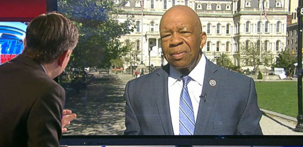 VIDEO: Rep. Elijah Cummings on Lessons Learned From Baltimore