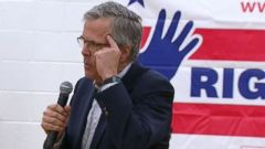 VIDEO: Jeb Bush Stumbles on the Iraq War