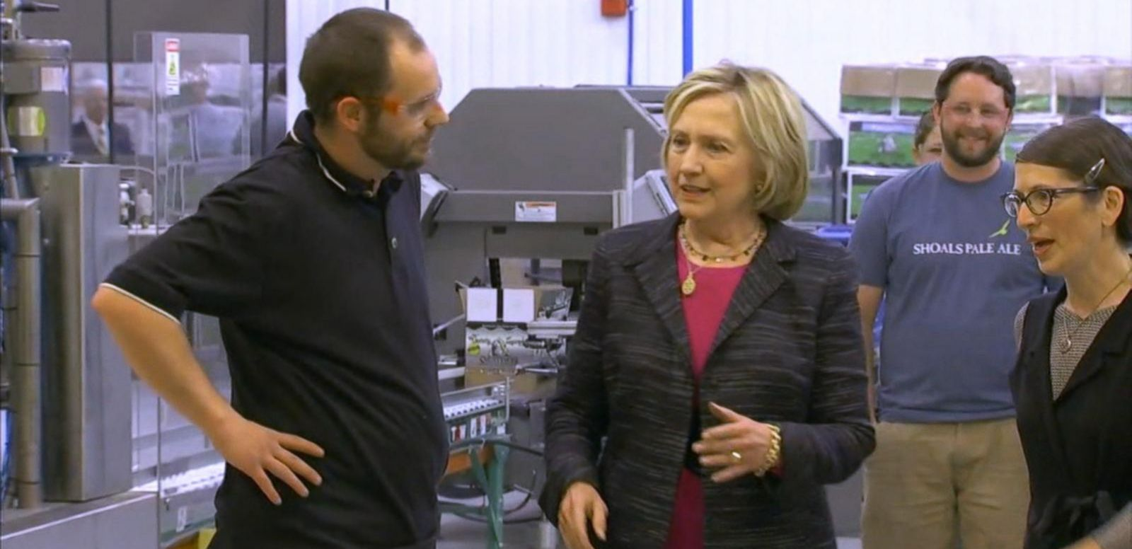 VIDEO: New Clinton Emails Released on Benghazi