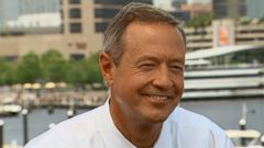 VIDEO: Gov. Martin OMalley on the 2016 Race for President
