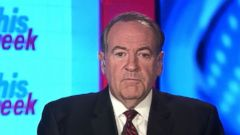 VIDEO: Gov. Mike Huckabee on the Supreme Courts Same Sex Marriage Ruling
