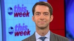 VIDEO: Sen. Tom Cotton: Military Action Against Iran Must Remain an Option