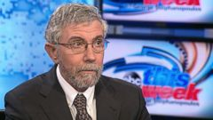 VIDEO: Paul Krugman on Whats at Stake in Greece Debt Crisis