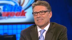 VIDEO: Gov. Rick Perry on the 2016 Race for President