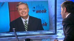 VIDEO: Sen. Lindsey Graham on Donald Trump