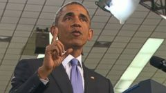 VIDEO: President Obama Addresses Terrorism and Gay Rights and on His Trip to Kenya