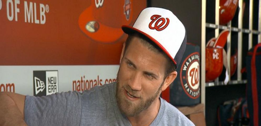 VIDEO: Bryce Harper's Breakout Season