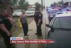 VIDEO: Body Cameras Shine Spotlight on Police