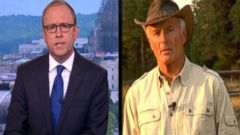 VIDEO: Jack Hanna on the Killing of Cecil the Lion