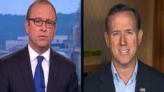 VIDEO: Rick Santorum: GOP Debate Rules Arbitrary
