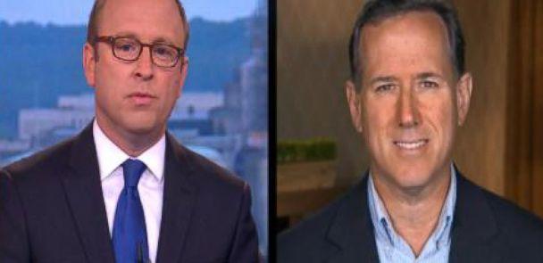 VIDEO: Rick Santorum: GOP Debate Rules 'Arbitrary'