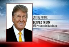 VIDEO: Donald Trump Talks The Race For The White House