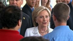 VIDEO: This Week 08/30/15: Hillary Clinton Email Scandal Impacting Poll Results?