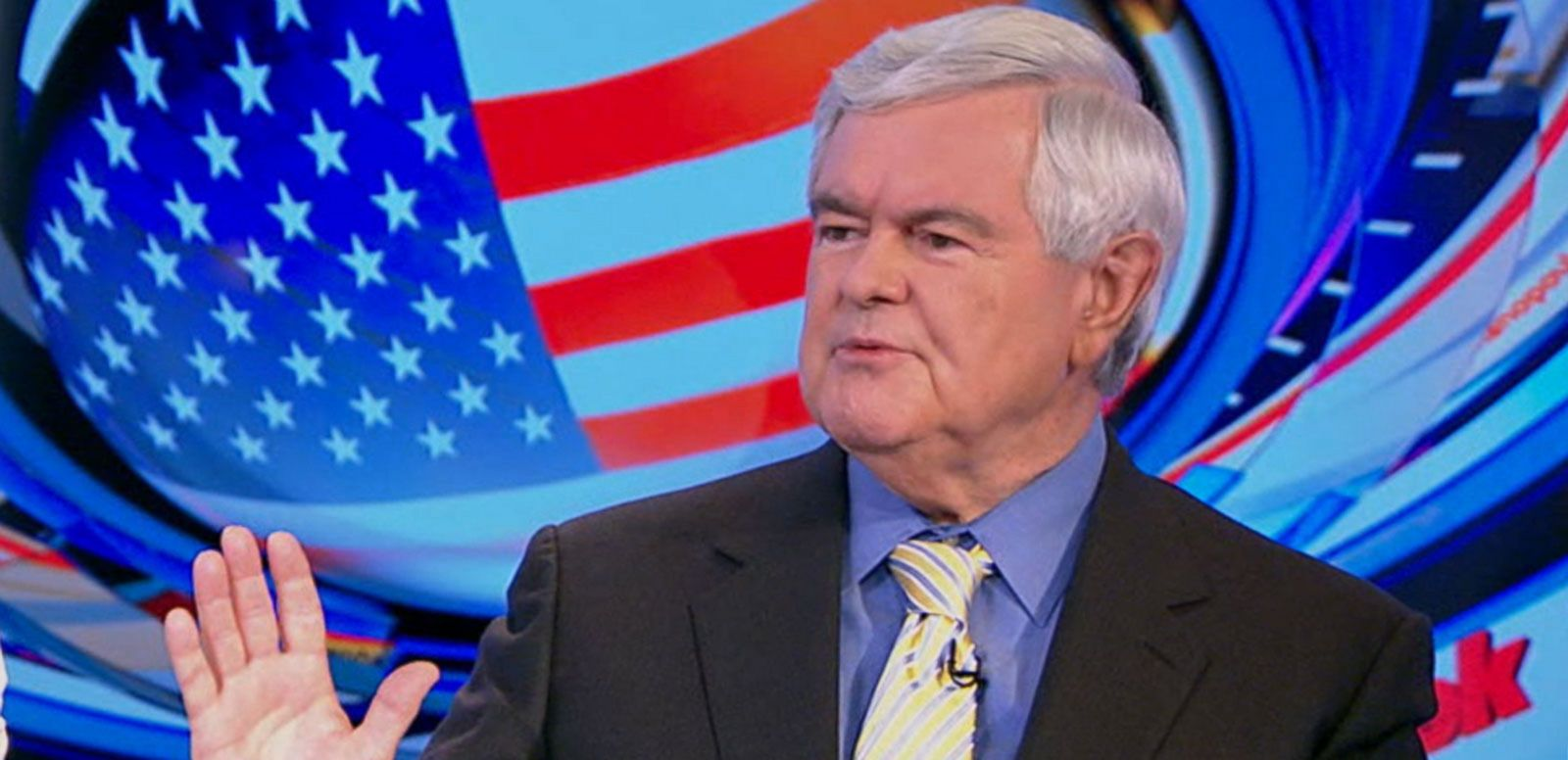 VIDEO: Newt Gingrich: Trump Could 'Absolutely' Be the Republican Nominee