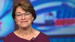 VIDEO: Sen. Amy Klobuchar on New Book, 2016 Presidential Race