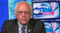 VIDEO: Sen. Bernie Sanders on 2016 Campaign