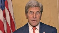 VIDEO: John Kerry on Nice Attack, Attempted Military Coup in Turkey