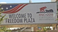 VIDEO: Nice Attack Intensifies Security Concerns at Republican Convention