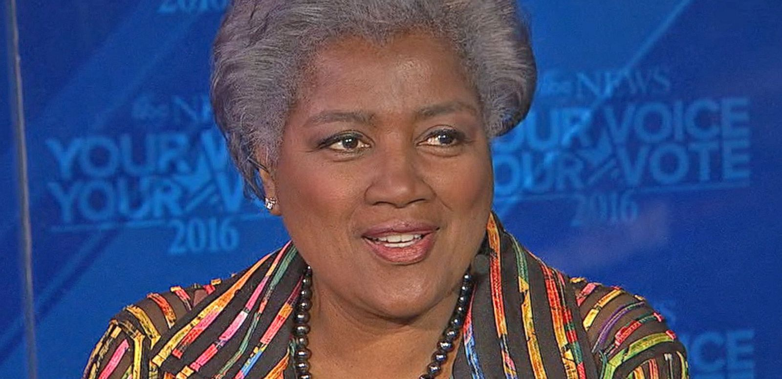 VIDEO: Donna Brazile: 'I apologized' to Sanders Campaign