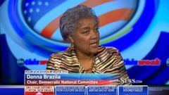 VIDEO: DNC Chair Donna Brazile on 2016 Presidential Race