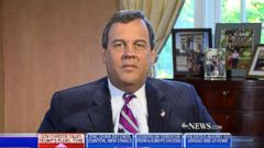 VIDEO: Gov. Chris Christie on 2016 Presidential Race