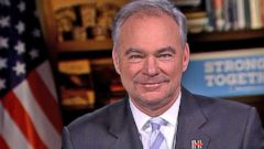 VIDEO: Sen. Tim Kaine on 2016 Presidential Race