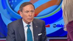 VIDEO: Gen. David Petraeus on Foreign Policy Challenges for Next Commander-in-Chief