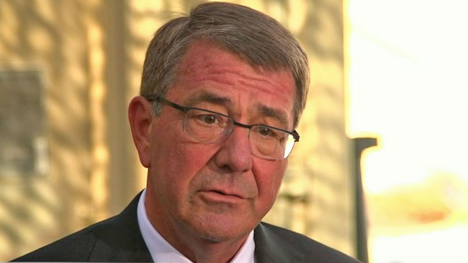 VIDEO: Defense Secretary Ash Carter on Fight Against ISIS: 'ISIL Will Surely Be Destroyed'