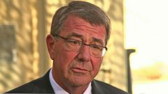 VIDEO: Defense Secretary Ash Carter on Fight Against ISIS: ISIL Will Surely Be Destroyed