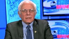 VIDEO: Sen. Bernie Sanders on Future of Democratic Party
