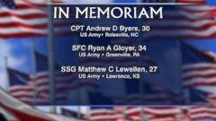 VIDEO: In Memoriam for November 2016