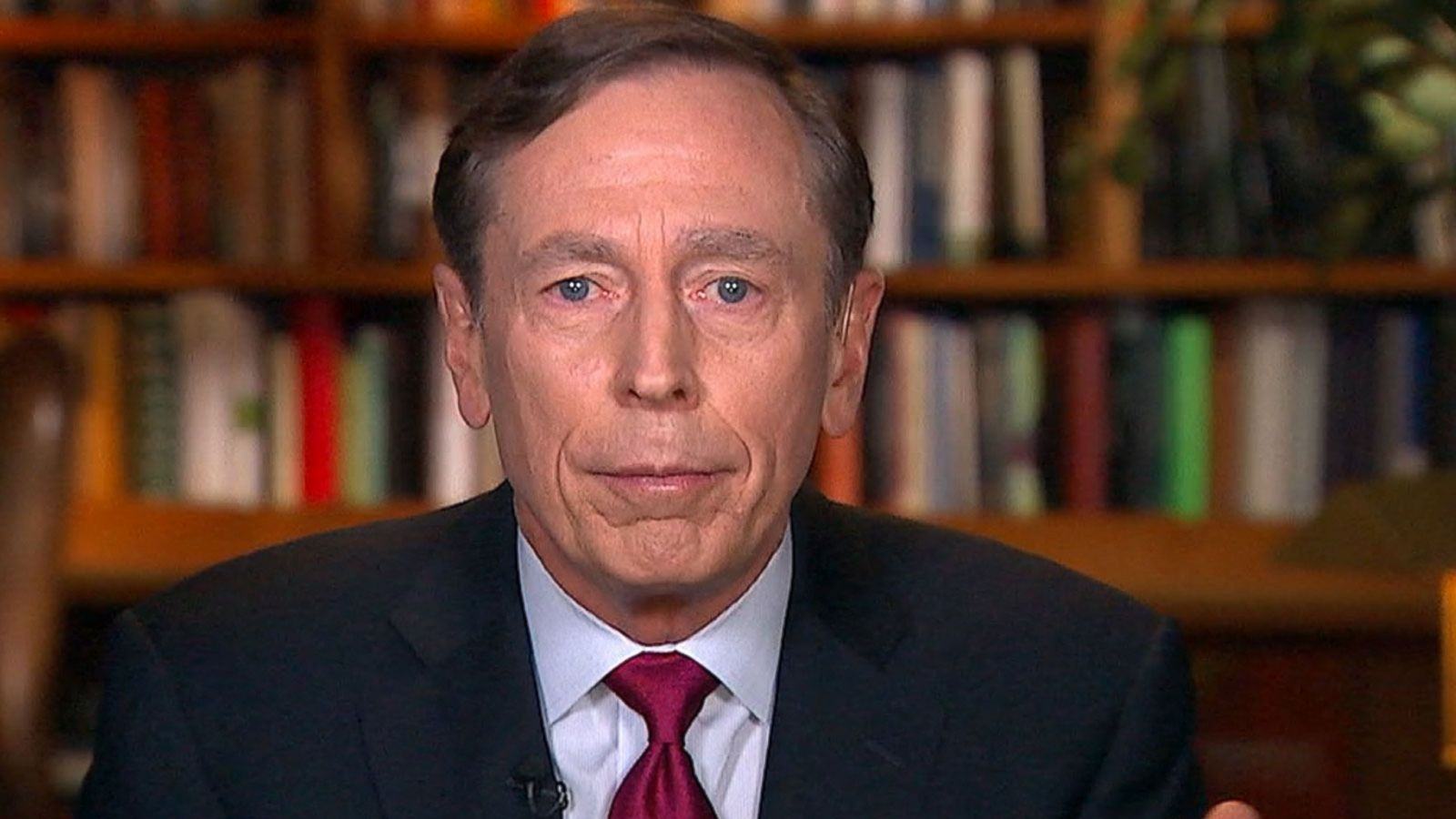 VIDEO: Gen. David Petraeus on Trump's Transition to the White House